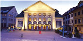 Theater Freiberg. Foto: Theater